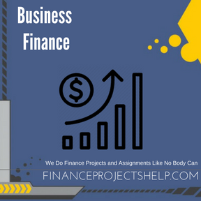 Business Finance Project Help