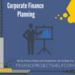 Corporate Finance Planning