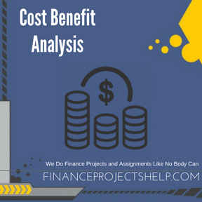 Cost Benefit Analysis Project Help