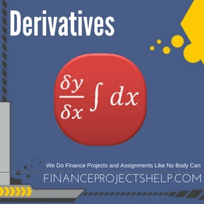 Derivatives Project Help