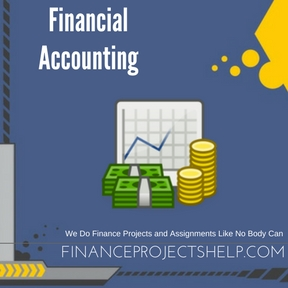 Financial Accounting Project Help