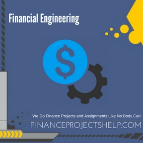 Financial Engineering Project Help