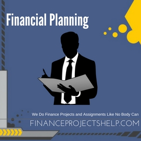 Financial Planning Project Help