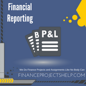 Financial Reporting Project Help