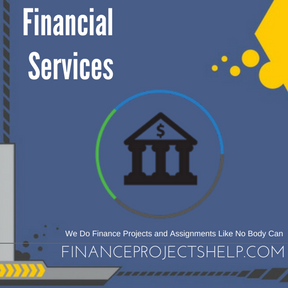 Financial Services Project Help