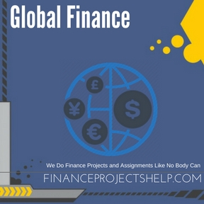 Global Finance Assignment Help