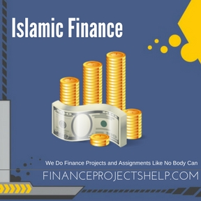 Islamic Finance Project Help