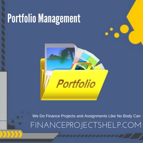 Portfolio Management Project Help