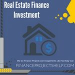 Real Estate Finance Investment