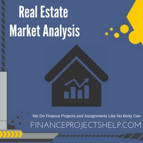 Real Estate Market Analysis project help
