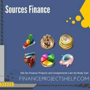 Sources Finance Assignment Help